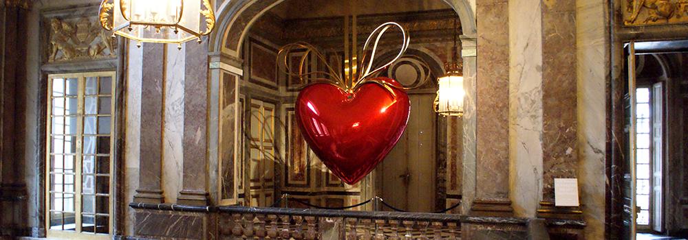 Exposition Jeff Koons à Versailles