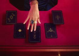 Swarovski bijoux Tarot Magic